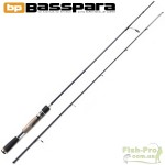 Major Craft BassPara BPS-602L 1.83м. 1,75-7гр.